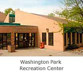 Washington Park  Recreation Center